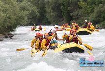 Extreme Waves Rafting 3 Agosto 2014