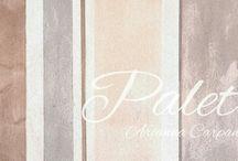 """""""Palette""""   decorazione"""