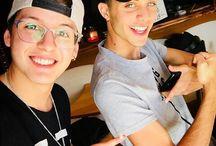 Erick and Chris