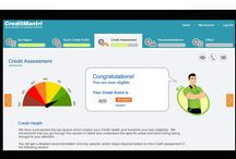 CreditMantri / Get free credit score and CIBIL scores online, improve credit score and apply loans and credit card at creditmantri.com in India