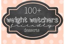 Weight Watchers Recipes / by Tina Kelly