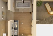 Bungalow - Badezimmer
