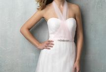 Some Allure Bridemaids Dresses we're expecting