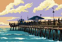 Santa Monica 1969