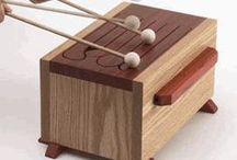 Wooden Music Ins.