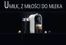 Momentum dla Nespresso UMilk - aktywacje / Nespress UMilk