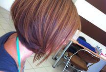 Bob hair / Hair