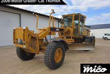 CAT 140HNA CCA02177 / Low-Hours Cat 140hna Cca02177 Motor Grader for Sale. Visit Mico Equipment for Used & New Cat Heavy Motor Grader at Competitive Prices, Backed By Professional Support and Services.