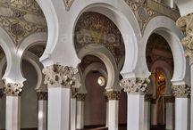 Mudéjar / Arte genuino español, la perfecta armonía entre el vocabulario cristiano y árabe