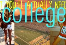 College bound!!! / by Kelly Wu