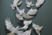 QUILLING & Paper cuts / Paper crafts / by Doris Bright