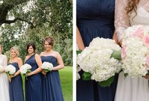 Bridal Bouquets / Bridal bouquet inspiration from our Charleston, SC brides.