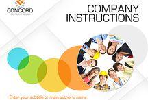 Powerpoint template ideas