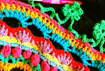 Crochet edgings / Crochet