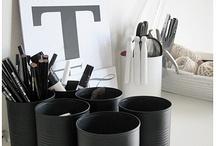 Tins and jars