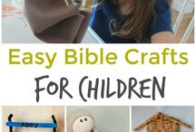 Bible crafts and art
