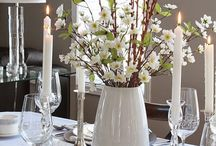 Table Centerpieces / by Debra Steinke Brey