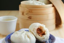 steamed food ~ / by Magali Vaz