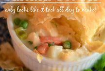 recipes / by G.J. Scott