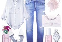 Style Collage / Collage and outfits