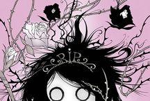Books and Manga / by Kelly Echavarria Toro