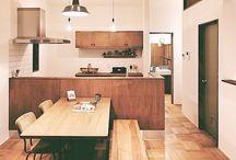キッチン 対面
