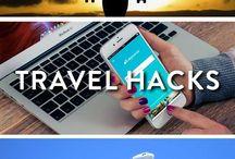Travel Hacks from Bloggers / Travel Hacks | World Travel | Bloggers | Save Money | Money Saving Tips | Budget Travel | Savings
