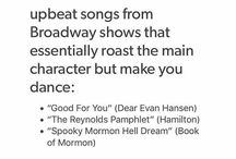 Musicals that ruined my life