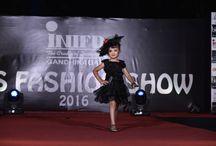 Kids Fashion Show - 2017 - INIFD Gandhinagar