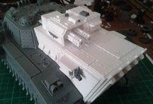 40k Umbaupanzer