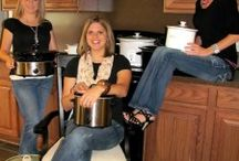Crock Pot Goddess / by Punky Junkster