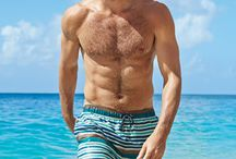Swim For Him / Beach style Swim Shorts and Swim Tees For Him / by Lands' End UK