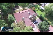 St. Louis Slate Roofs / We specialize in slate roof repair and restoration in the St. Louis metro area.  Call us at 314-546-4047 to schedule a free inspection.