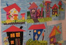 Quilts: Houses / by Angie Davis