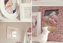 Interiors | Baby Girl Nursery