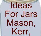Jars, bottles & more...
