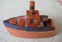 keramika děti - Domeček CV