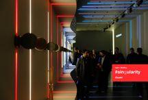 Light + Building 2016 / #LB16 #singularity #LightExperience #iGuzzini #Lighting #Light #Luce #Lumière #Licht #Frankfurt