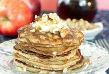 Pancakes / Cinnamon walnut