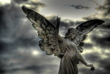 Cemeteries, Graves and Headstones / by Carol Ebsch