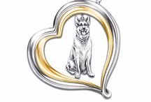 German Shepherd Lover Gifts / T-shirts, gifts, ornaments, and stocking stuffers for German Shepherd lovers.