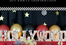 Awards Show Party Ideas / Do you love award shows? This board has the inspiration to host your own award show parties! Check out all the fun do it yourself projects and crafts.