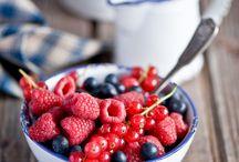 Fruits Rouges et des Bois