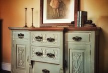 For sale / Gorgeous Painted Furniture for Sales