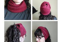 Knitted Headwear / by Jenny Campayne