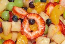 Fruit appetizer