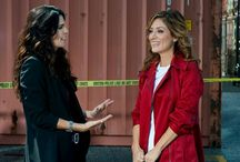 Rizzoli & Isles <3 / by Olivia McGregor