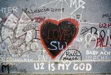 U2 / by meliha selen ozturk