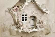 Boyama Kuş Evi