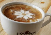 The Coffee Culture / To drink is human, to drink coffee is divine.